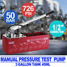 More images of 12L Hydraulic Pressure Test Water Pipe Leakage Test Pump Double-valve system
