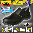 NEW Safety Jogger Boots Work Black Steel Toe Leather Shoes X0600 ShockProof Soft