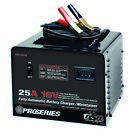 SCHUMACHER PSC-2516A DSR PROSERIES 25 AMP 16 V AUTOMATIC BATTERY CHARGER
