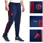 Manchester United FC adidas Mens Tracksuit Training Bottoms Small Track Pants