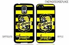 Hufflepuff Crest Harry Potter Phone Case for Apple iPhone or Samsung Galaxy