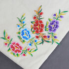 10pcs Embroidered Small Multicolor Rose Floral Patch Iron on Applique FT29