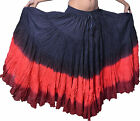 Indiantrends Dip Dye 25 yard skirts Canada - 30 Color Choice