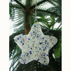 Recycled Wire Star Ornaments from India - Fair Trade & Handmade! Multiple Colors