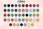 "HTV GLITTER Heat Transfer Vinyl heat press TShirt roll garment 20""X 12"" Colors *"