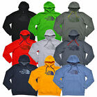 The North Face Mens Hoodie Pullover Sweatshirt Fleece Lined Jacket Half Dome New