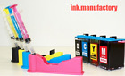 DIY Ink refill system for HP 920 / 920XL ink cartridge