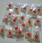 Wholesale Bulk Super Teacher Fruit Brooches Pins For Teacher Womens X'mas Gifts