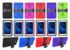 """For Samsung Galaxy Tab A 7.0 7"""" SM-T280 T285 Heavy Duty Hybrid Stand Case Cover"""
