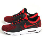 Nike Air Max Zero Essential University Red/Black-White Running Shoes 876070-600