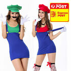 SUPER MARIO LUIGI AND MARIO ADULT WOMEN