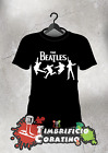 T-SHIRT UOMO DONNA THE BEATLES 3 MUSICA