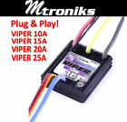 Mtroniks Marine Speed Controllers for RC Model Boats Plug and Play Viper Sport
