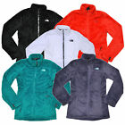 The North Face Jacket Womens Sunray Faux Fur Full Zip Mock Neck Fuzzy Soft New