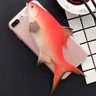 Estuche Funda de Celular con 3D Pescado Para Apple iPhone 6 6S Plus 7 7 Plus (Celulares Apple Phone 3)