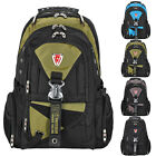 Men's Fashion Business Laptop Notebook Computer Backpack Travel Waterproof Bag
