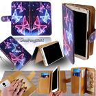 New Leather Stand Flip Wallet Cover Phone Case For Various Samsung Galaxy Models