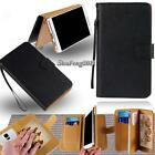 New Leather Stand Flip Wallet Cover Case For Various Prestigio Multiphons Mobile
