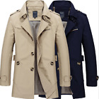 2017 New Men's Slim collar jackets Tops Casual coat Windbreaker outerwear jacket