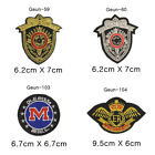 Embroidered Patchs Sew On Badge Bag Fancy Dress Applique DIY Geun-10