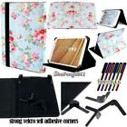 FOLIO LEATHER STAND CASE COVER For Various ASUS MEMO Pad 7 8 10 Tablet + STYLUS