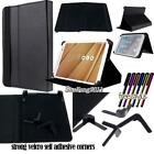 "Folio Stand Leather Cover Case For Various Acer Iconia 7"" 8"" 10"" Tablet+ STYLUS"