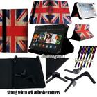 """New FOLIO LEATHER STAND CASE COVER For Amazon Kindle Fire 7"""" 8"""" 8.9"""" 10"""" Tablet"""