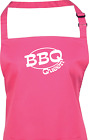 BBQ QUEEN PREMIER PR154 APRON WITH POCKET IN 30 COLOURS AP3