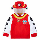 Nickelodeon Paw Patrol Costume Fleece Toddler Boys sizes 2T 3T 4T 5T NEW