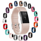 For Fitbit Charge L/S 2016 New Replacement Wrist Band With Metal Watch Clasp UK