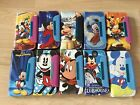 Mickey Mouse PU Leather Case Wallet For iPhone SE / 5/5s Ship From NY