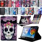 Folio Stand Leather Cover Case For Various Acer Iconia Tab Model Tablet+ STYLUS