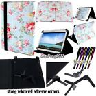 "New Folio Stand Leather Cover Case For Samsung Galaxy Note 8.0 / 10.1"" + STYLUS"