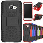 Armor Hybrid Heavy Duty PC+TPU Stand Skin Case Cover For Samsung A320 A520 A720