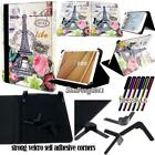 Folio Stand Leather Cover Case For PIPO P1 P4 P7 P8 P9 Model Tablets + STYLUS