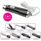 hot tools blow dryer review - 7In1 Professional Hair Blow Dryer Curler Roll Straightener Modelling Brush Tools