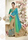 Indian Bollywood Georgette Saree designer Ethnic Traditional Party Wear Saree