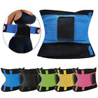 Women Man Sport Waist Trainer Cincher Corset Body Shaper Shapewear &Back Support