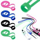 Electronic Cigar Universal Silicone Necklace Rope Hang Cords Lanyard Strap