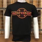 New Independent Men's Black Custom O.B.G.C Regular T-Shirt  image
