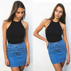 CH Fashion Women Summer Vest Top Sleeveless Blouse Casual Tank Tops T-Shirt New
