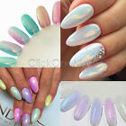 10g Mermaid Effect Glitter Nail Art Powder Dust Iridescent Magic Mirror Glimmer