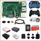 Raspberry Pi 3 Model B Build-It-Yourself (BIY) Kit Black