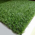 Premium Synthetic Turf Artificial Lawn Fake Grass Backed With Drainage Holes
