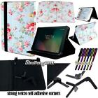 Folio Stand Leather Cover Case For Sprint Slate 8* (AQT80) / 10* (AQT100) Tablet