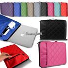 "Universal Carry Sleeve Case Bag For 10"" 11"" 13"" 14"" 15"" Tablet Laptop Notebook"