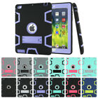 New Heavy Duty Shockproof Cases Cover for Apple iPad 2 3 4 Mini 1/2/3 & Air Lot