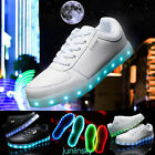 Unisex Simplicity LED Light Up Casual Sportswear Luminous Dance Sneaker Shoes