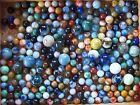 Marbles all different / size 3 1/2 lbs. approx. 270 with 20 shooters Lot 1 OF 3