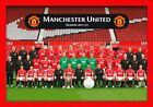Manchester United - Team Photo 11/12 3D Poster